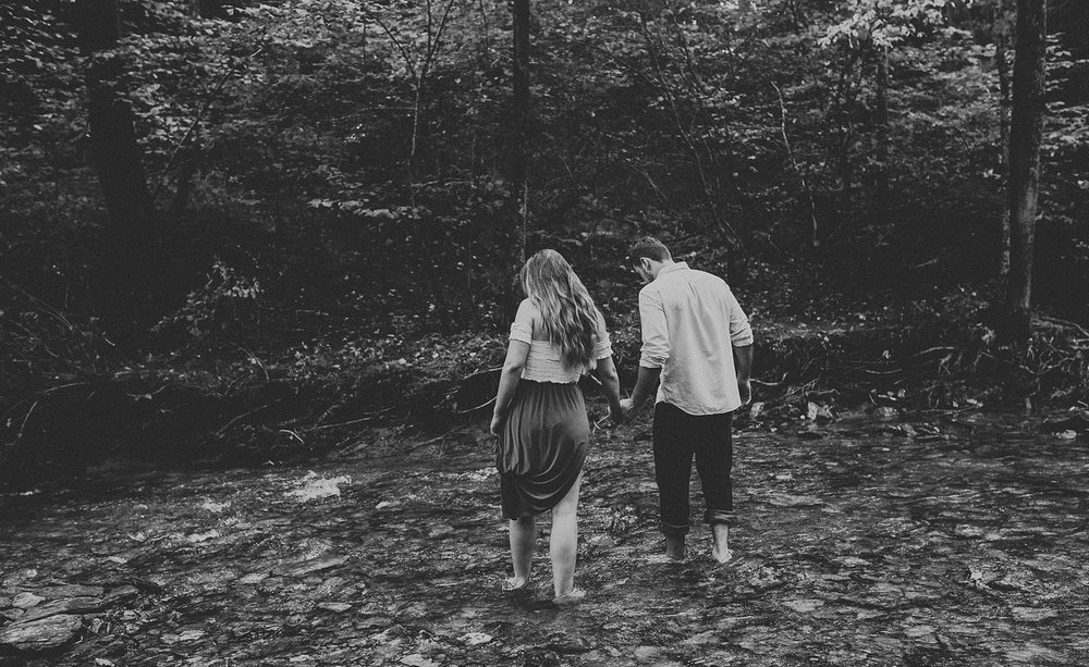 Summer Evening Boho Couples Session at Kilgore Falls Waterfalls in Pylesville Maryland_0014.jpg