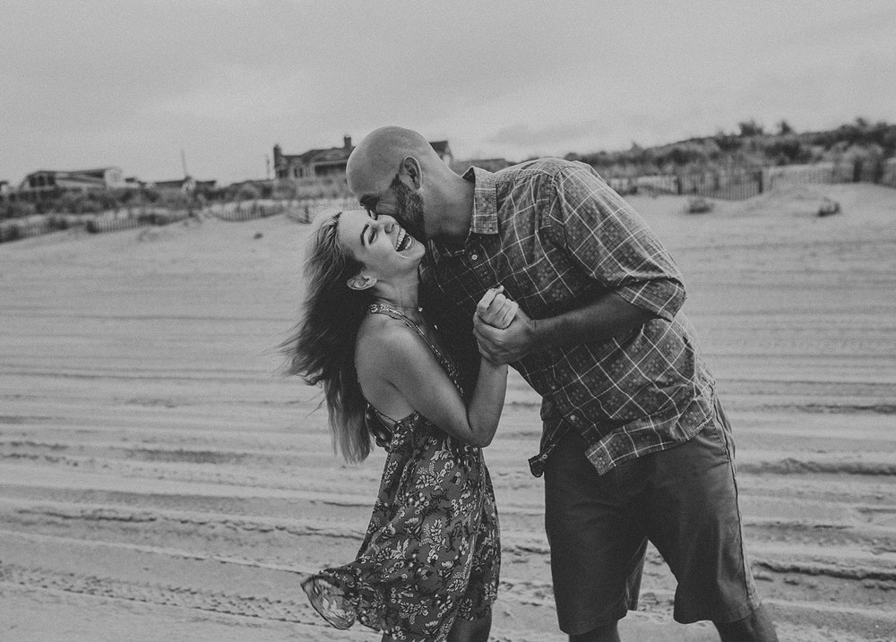 Stormy September Summer Evening Engagement Session at Stone Harbor Beach, Stone Harbor New Jersey_0111.jpg