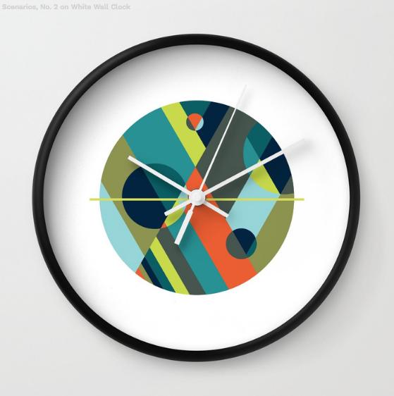 Clocks & Home Goods -