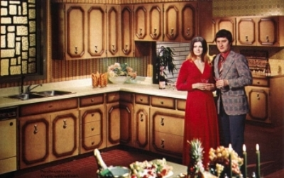 Groovy kitchen