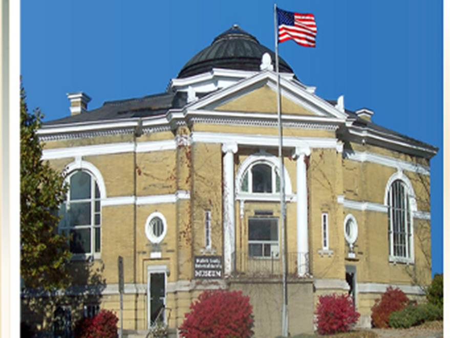 Cadillac, Michigan Carnegie Library (current)