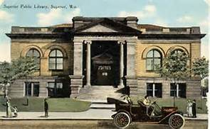Carnegie Library in Superior, Wisconsin
