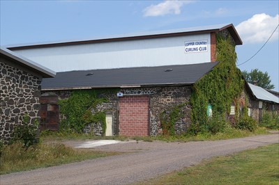 Crowdfunded Calumet Curling Club