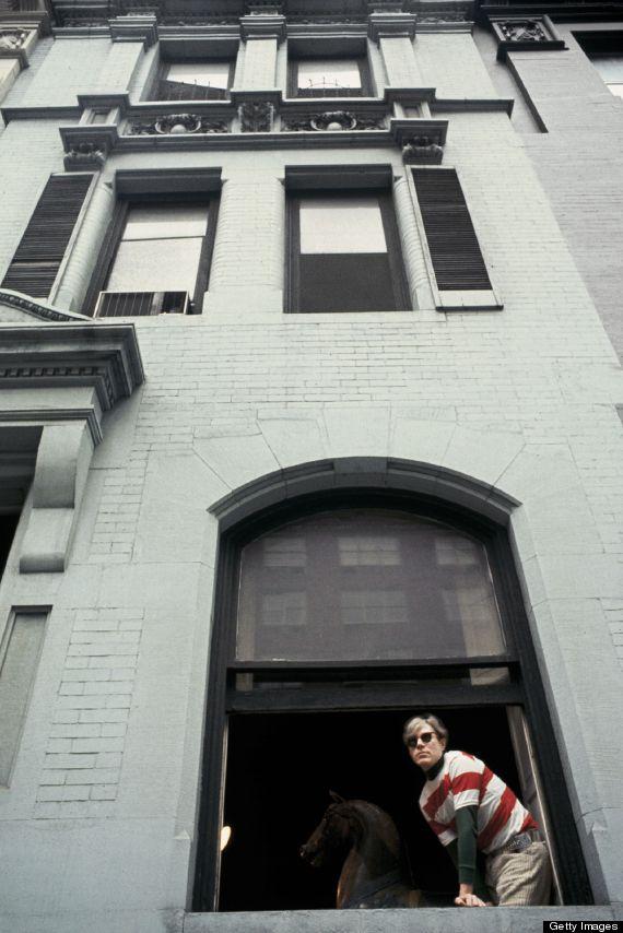 Warhol's house