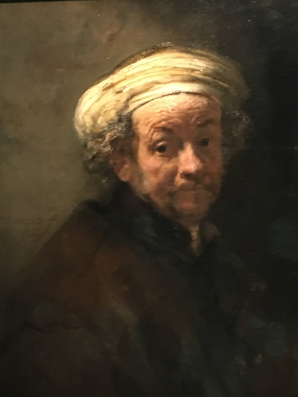 Rembrandt as the Apostle Paul