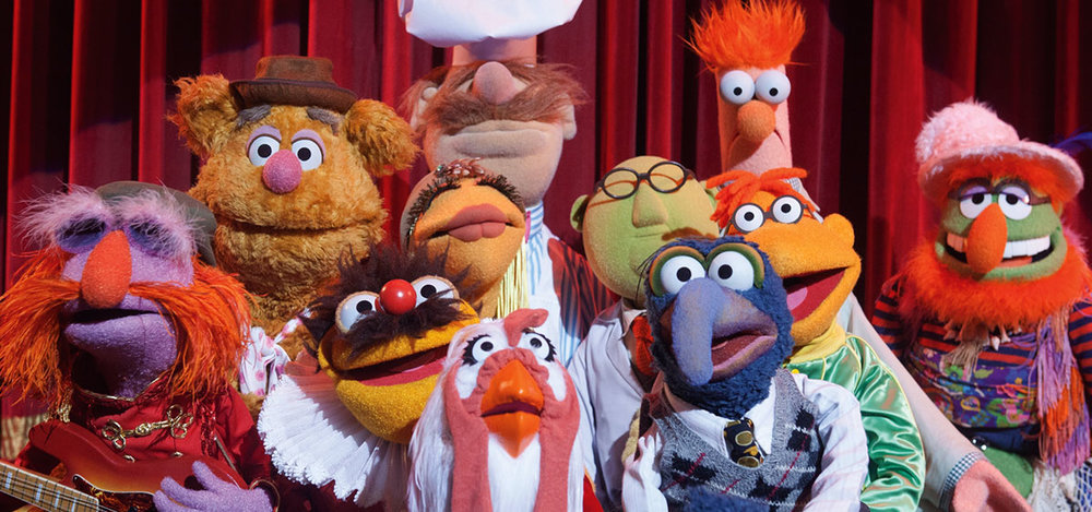 The Muppets. Because of course.