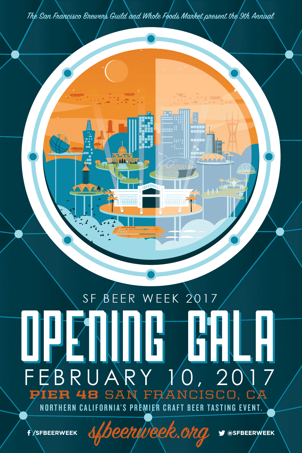 SF Beer Week Opening Gala — Social Kitchen And Brewery
