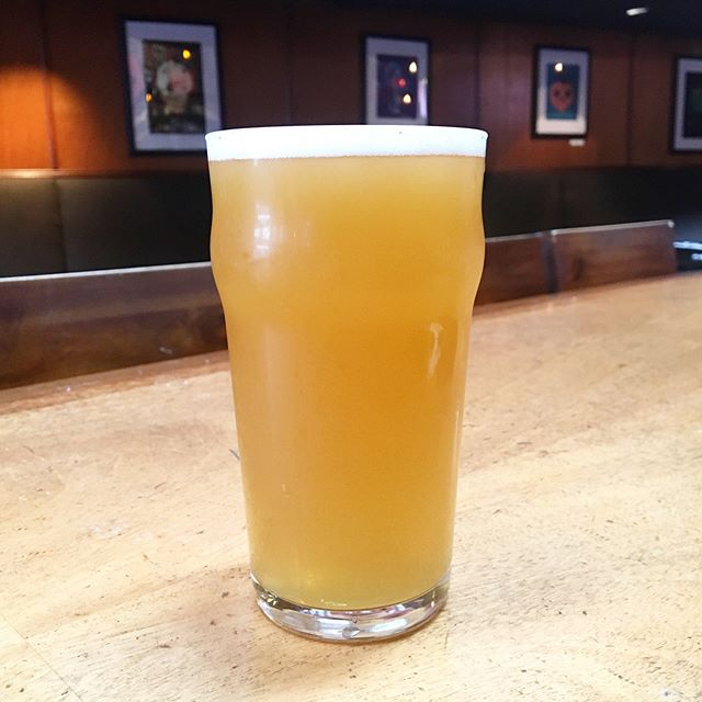 The Smell is fresh on tap today. Our house IPA with ALL THE SMELLS. This batch in particular showcasing pine, citrus peel, melon, papaya and pineapple. This is some real deal full flavored IPA that takes the best of old and new school American IPA traditions.  Cheers to the weekend!
