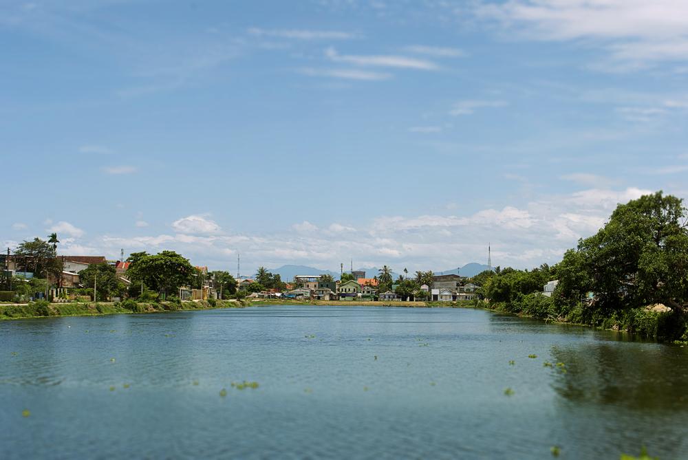 Sông Hương, Huế, Vietnam