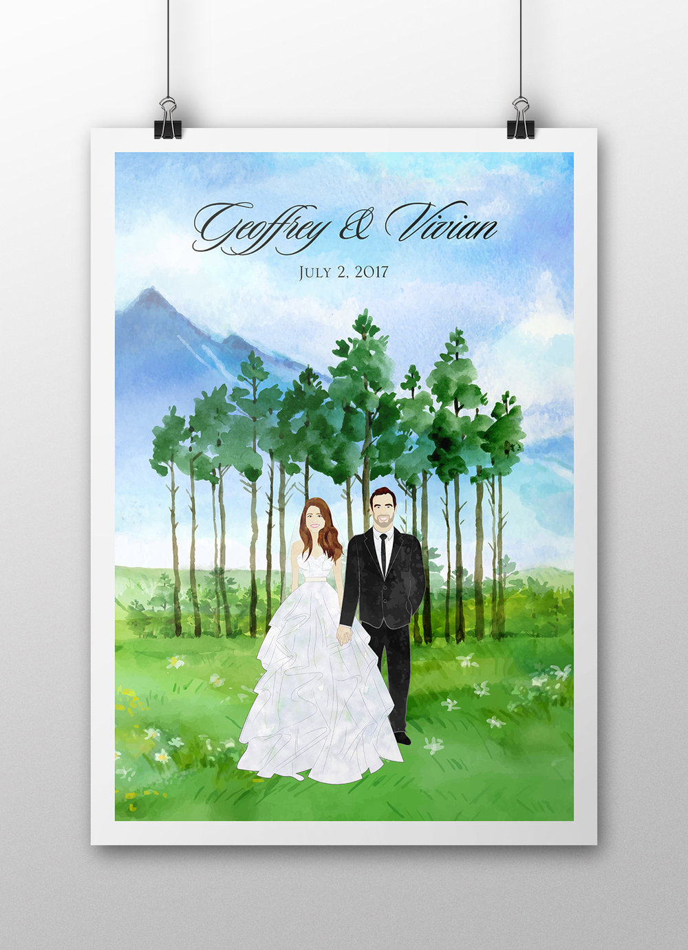 WEDDING GIFT DESIGN