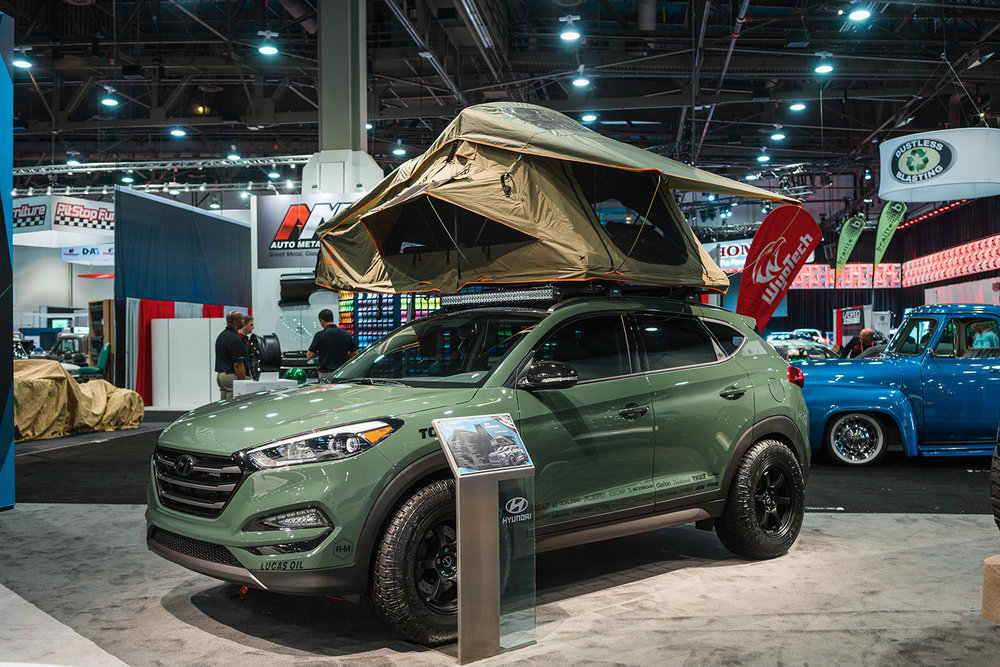 Hyundai Tucson Quot Adventuremobile Quot John Pangilinan