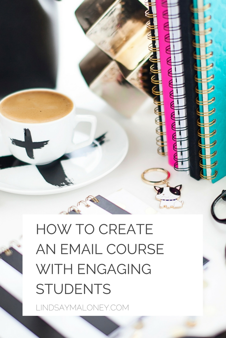 How to Create an Email Course with Engaging Students