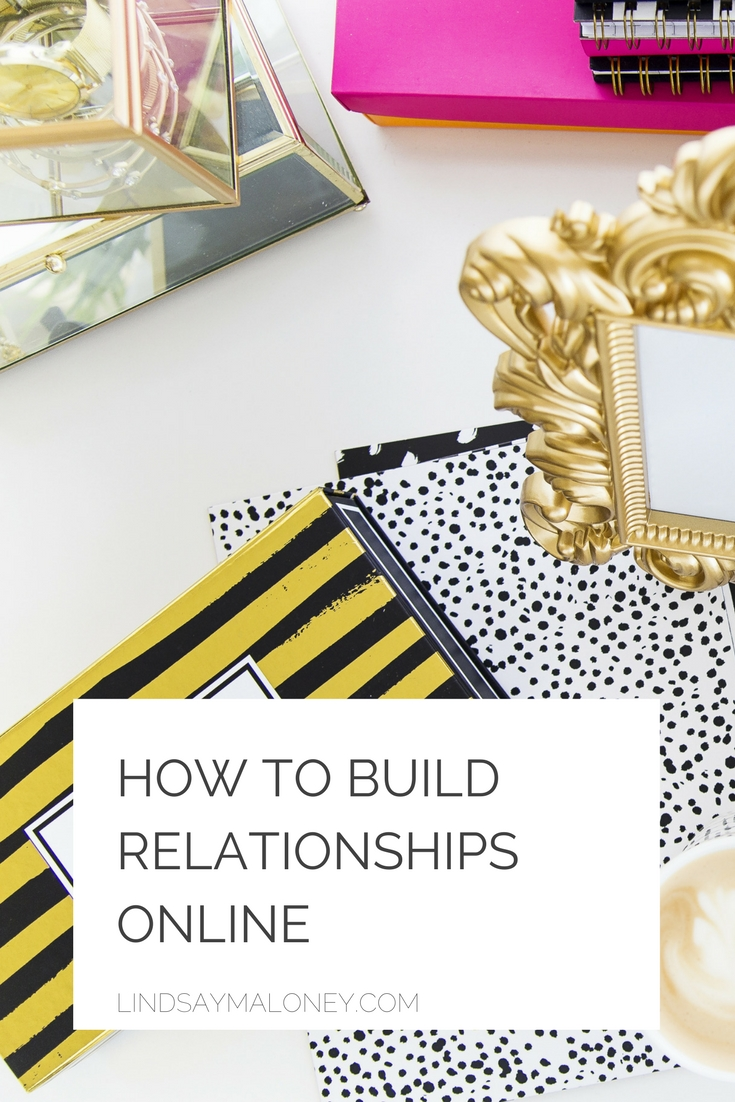 How to Build Relationships Online