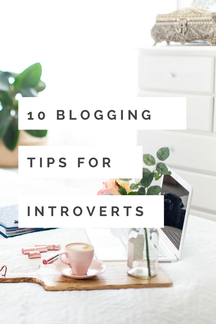 Blogging Tips for Introverts