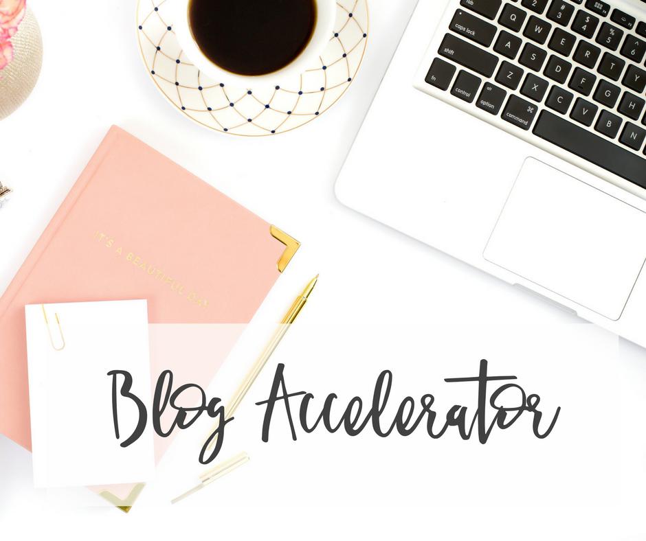 Blog Accelerator