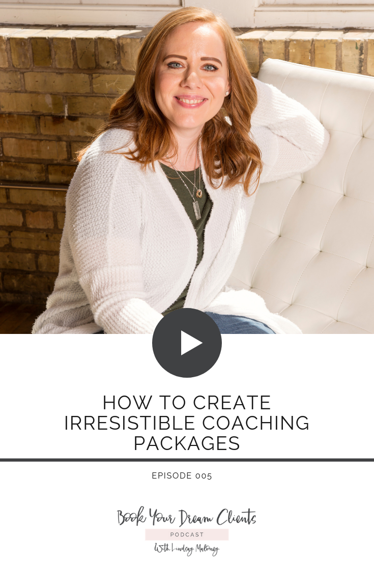 How to Create Irresistible Coaching Packages