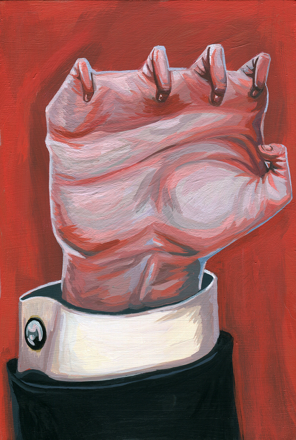 Donald Trump's Iron Fist