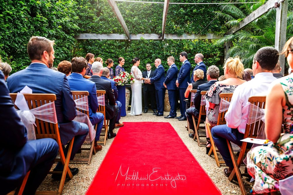 Thanks Neal  It was just lovely  Sonya and Ben  Ceremony held at Hillstone St Lucia