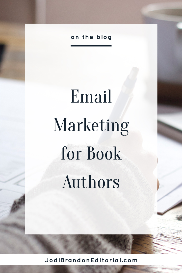 "As entrepreneurs and business owners, we know the importance of our email list. We don't ""own"" our social media followers. This can take on a whole new level of importance when it comes to book publishing. Why?  
