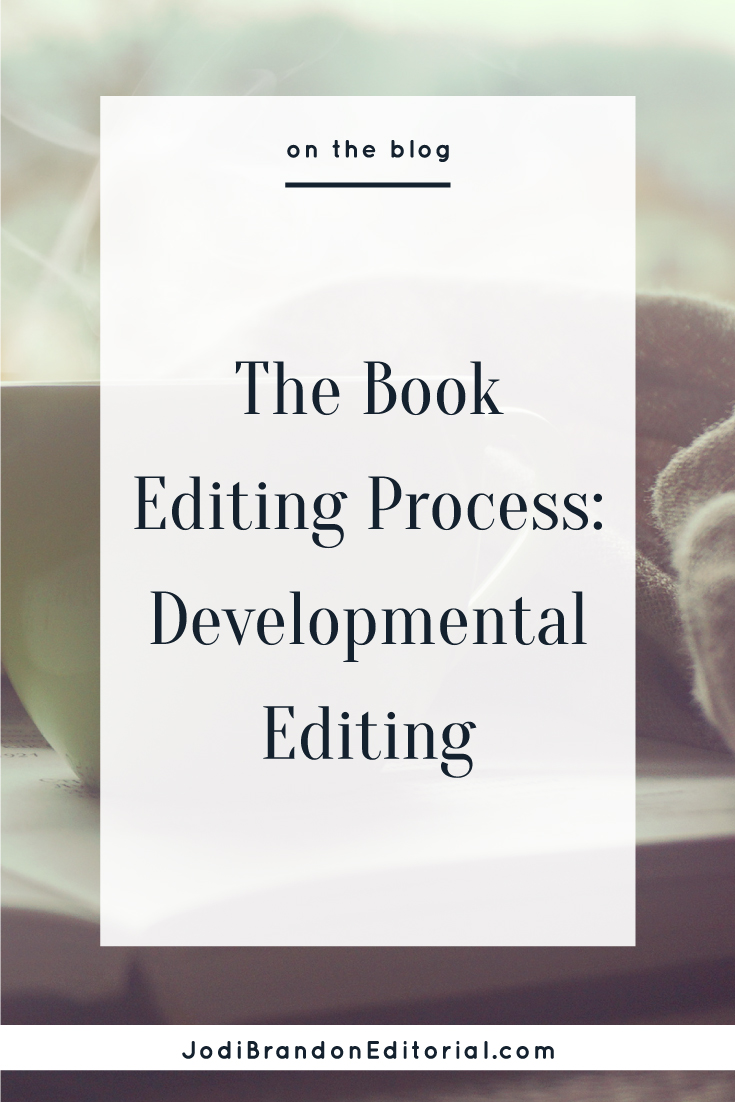 BlogPosts-65.jpgA developmental editor takes a macro view and looks at the bigger picture of your project. What are you trying to achieve with your text, and are you achieving it? A developmental editor works with you during the writing process.  |  Jodi Brandon Editorial