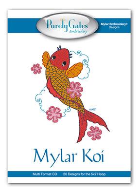 Mylar Koi