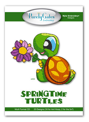 Springtime Turtles