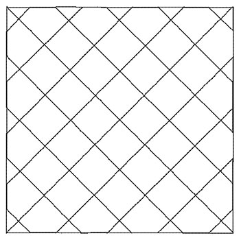 *Grid Quilting block sizes:  4, 5, 6, 7, 8 inch sq.