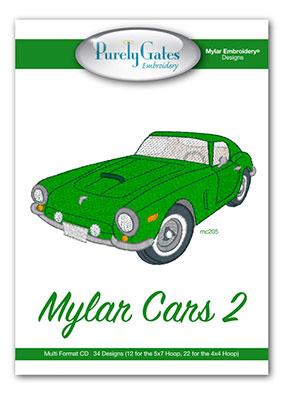 Mylar Cars 2
