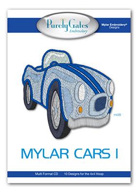 Mylar Cars 1