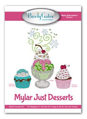 Mylar Just Desserts