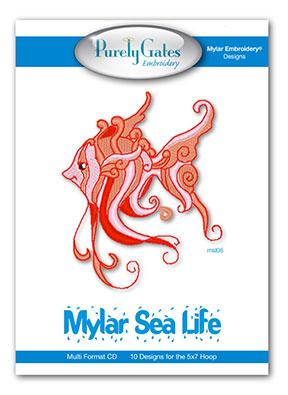 Mylar Sea Life