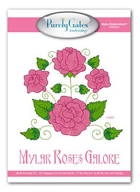 Mylar Roses Galore