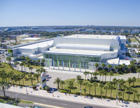 Ocean Center, Daytona Beach