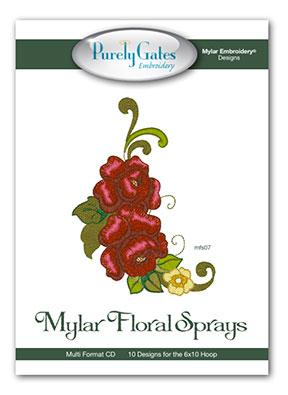 Mylar Floral Sprays