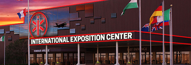 International Exposition Center, Cleveland, Ohio
