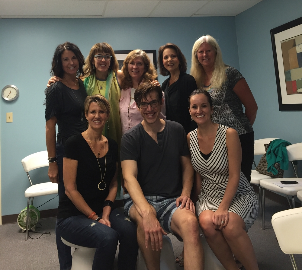 Local therapist consult group
