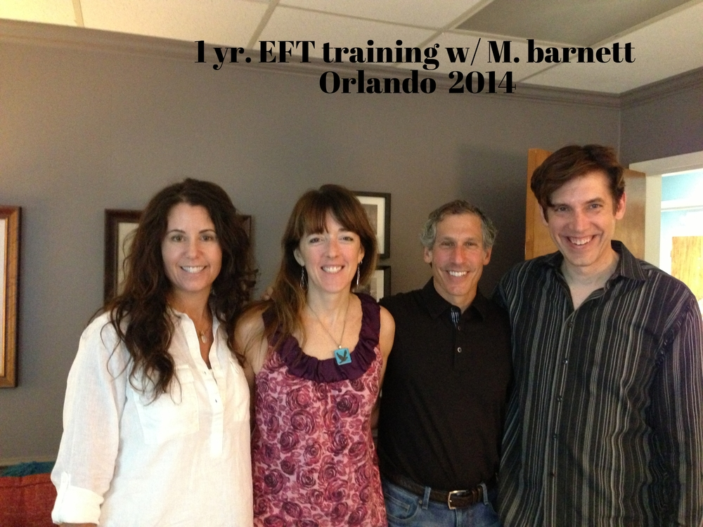 EFT year long training