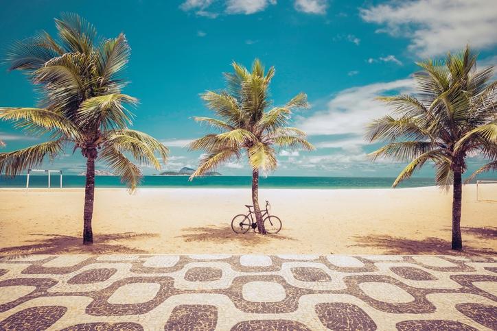 Iconic Ipanema Beach