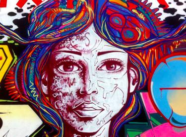GRAFFITI STREET ART TOUR -