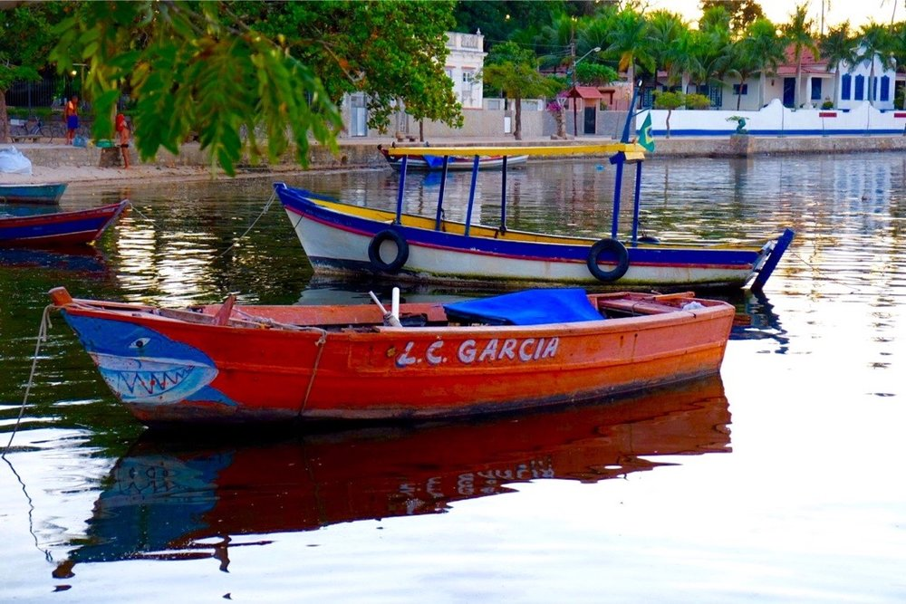BOAT TRIP - PAQUETA COLONIAL ISLAND -
