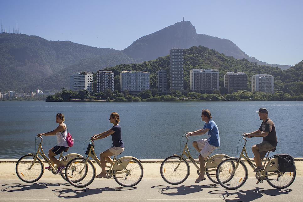 RIO BIKE TOUR -