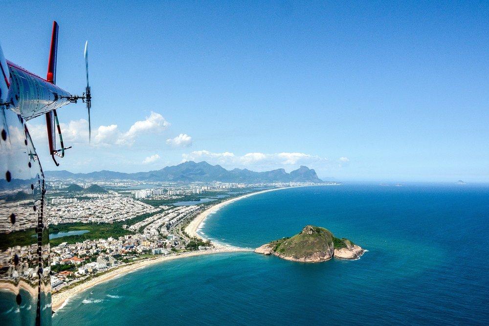RIO HELICOPTER TOUR -
