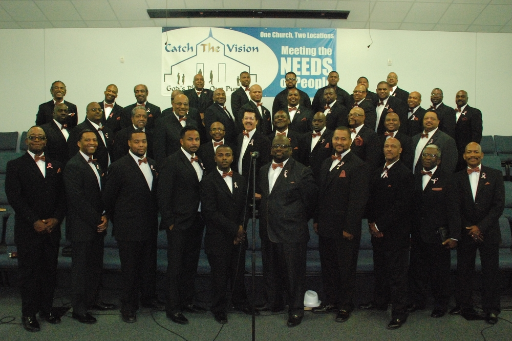 Men's Day Choir 2015