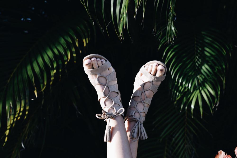 Sandals / Target