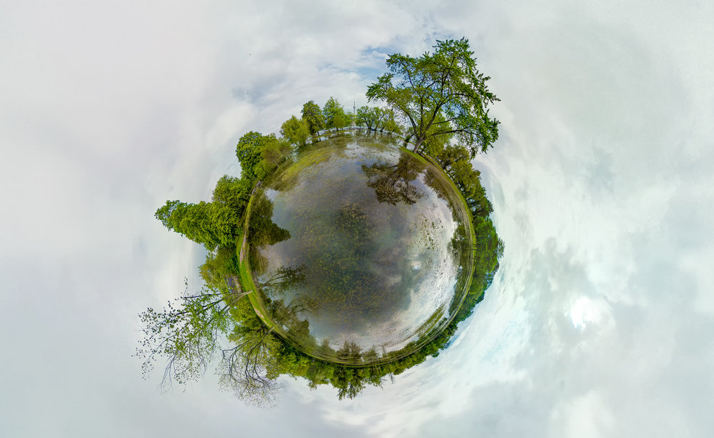 Flooded Planet