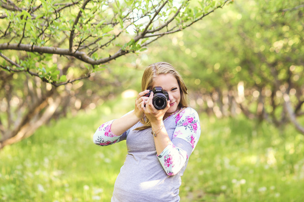 Utah High School Senior Photographer | Makayla Hendricks