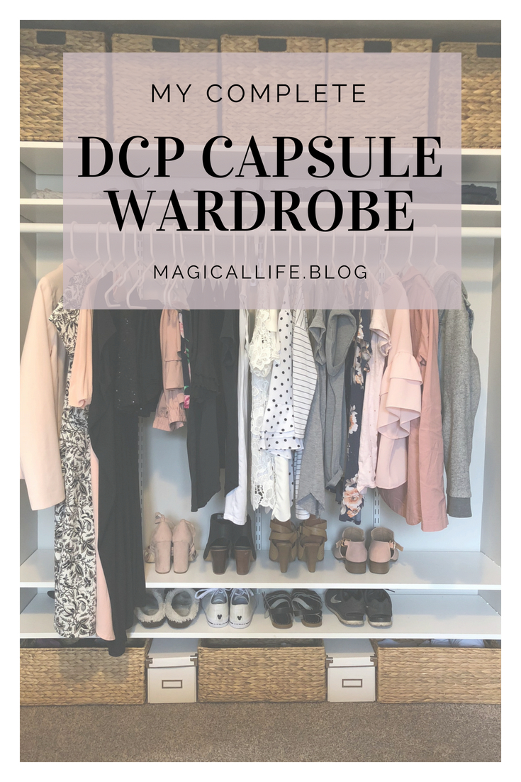 Capsule Wardrobe Ideas