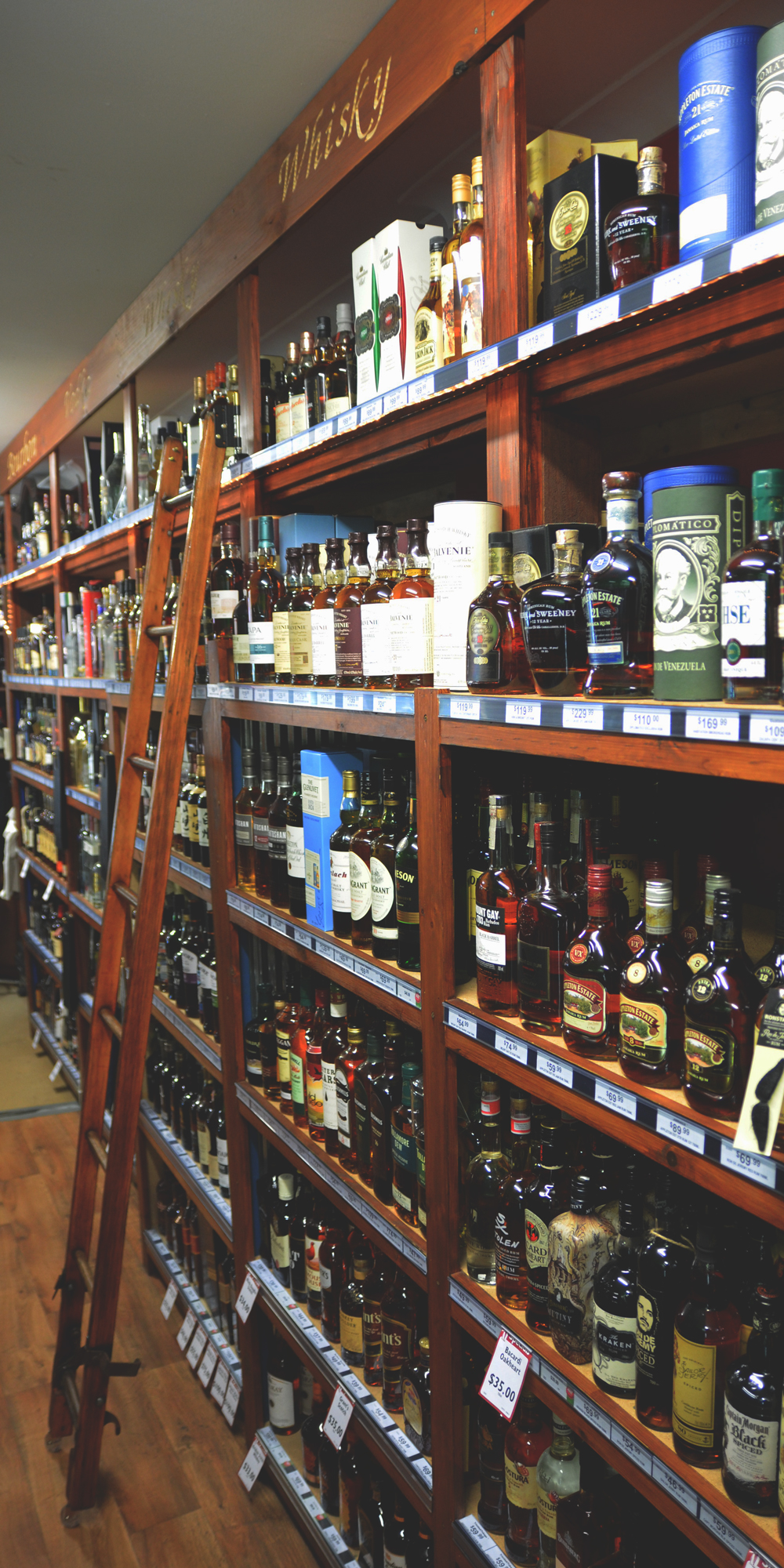 Sea Breeze Cellars Store