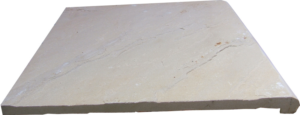 Willow Ledge Tile - 400x400x15/25mm