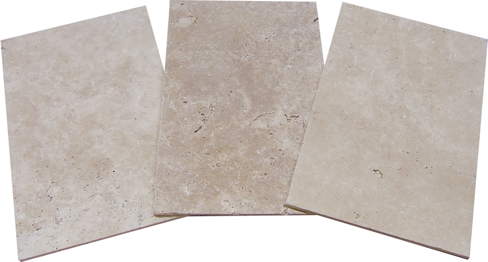 Classico honed / unfilled Travertine